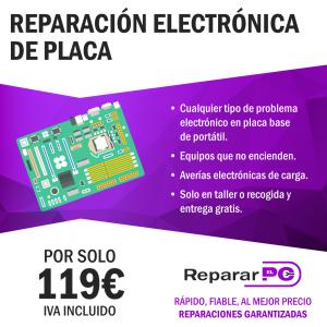 reparacion electrónica portatiles